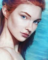 Ariel by ArthurHenri