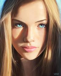 Barbie by ArthurHenri