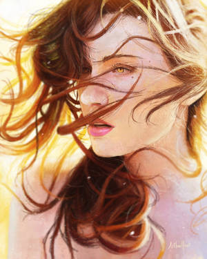 Warm Winds by ArthurHenri