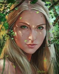 Evergreen by ArthurHenri