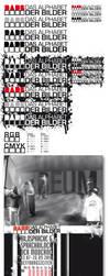 Das Alphabet der Bilder by GELBGRUEN
