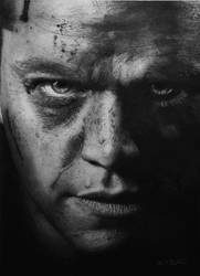 Jason Bourne by RTyson