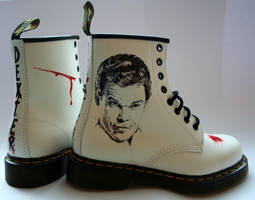 Dexter Dr Martens Boots by RTyson