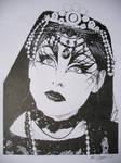 Gothic Stipple by RTyson