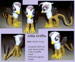 Custom Gilda Griffin by Gryphyn-Bloodheart