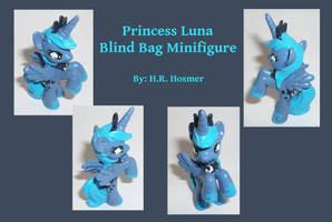 Custom Princess Luna Blind Bag by Gryphyn-Bloodheart