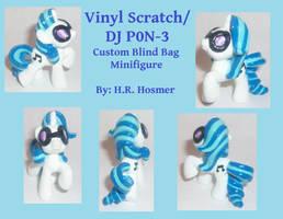 Custom Blind Bag Vinyl Scratch by Gryphyn-Bloodheart