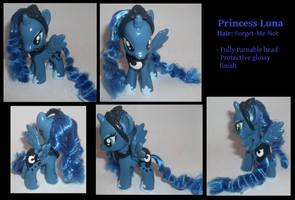 Custom Princess Luna Season 2 by Gryphyn-Bloodheart