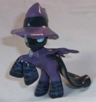 Custom Blindbag Mysterious Mare-Do-Well by Gryphyn-Bloodheart