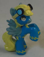 Wonderbolts Derpy Blindbag with Removable Goggles by Gryphyn-Bloodheart