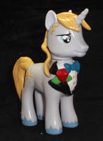 Sculpted Hair Prince Blueblood by Gryphyn-Bloodheart