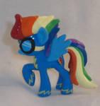 Blindbag Wonderbolt Rainbow Dash by Gryphyn-Bloodheart
