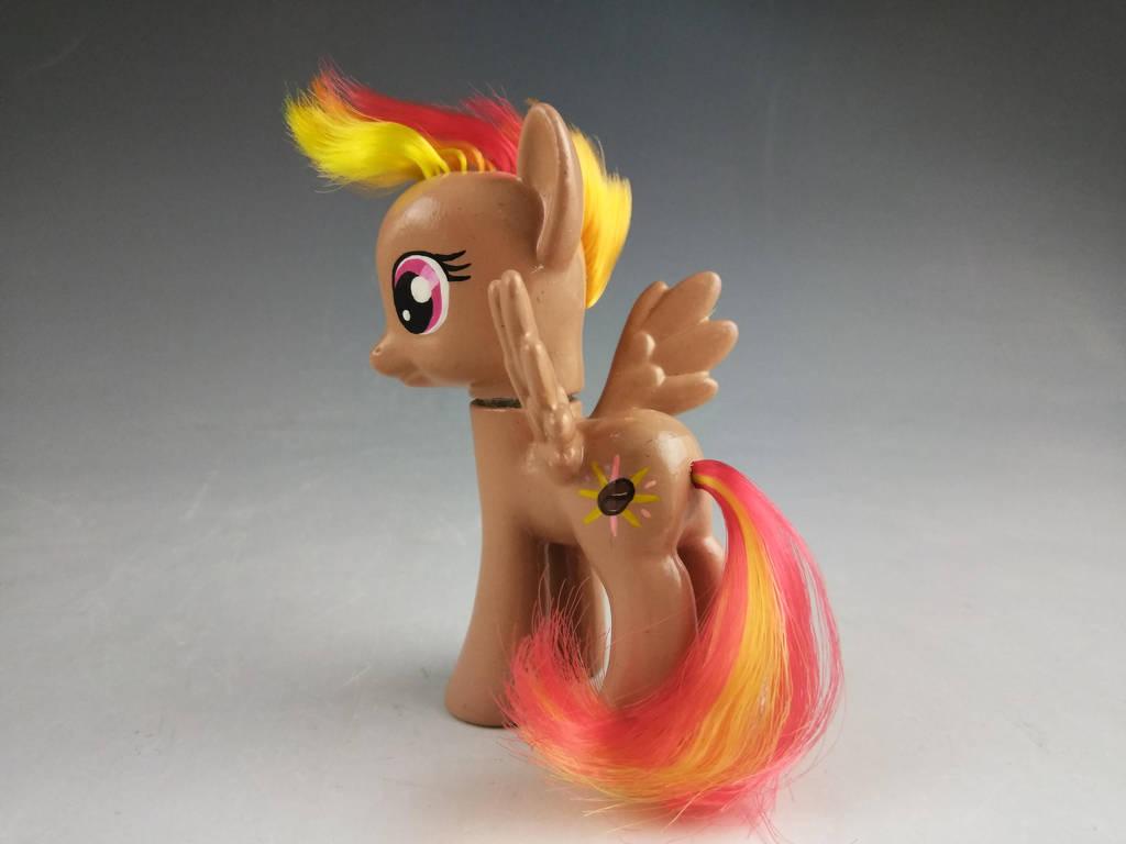 Brushable Mocha Sunrise EFNW Mascot by Gryphyn-Bloodheart