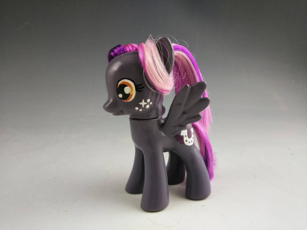 Brushable Spotlight Splash Equestria Daily Mascot by Gryphyn-Bloodheart