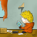 Kenny McCormick - Find your name! by MrScaryJoe