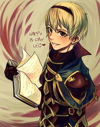 Happy birthday Leo~ by Fenori