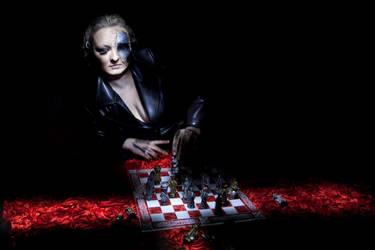 Chess by AgnaDevi
