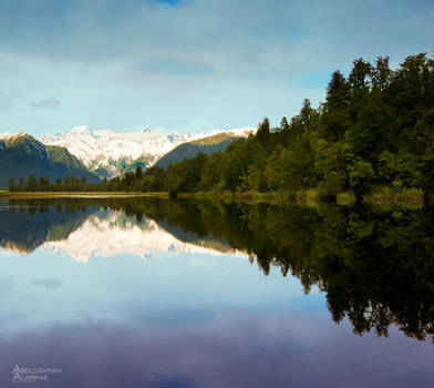 Lake Matheson by AL-AMMAR