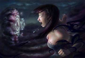 Grasp of Darkness by chitobein