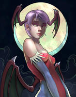 Lilith by chitobein