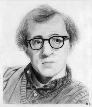 Woody Allen by PakstraX