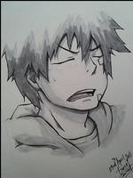 Okumura Rin -:Ao No Exorcist:- by eivvy