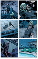 Birds of Prey #1 page 16 by tommullin