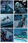 Birds of Prey #1 page 16 by tommullin