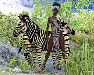 African vision by maukzone
