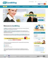 CardBilling Website by ruakbar