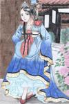 Korean queen by Hanatsuki89