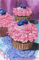 Cupcakes by Hanatsuki89