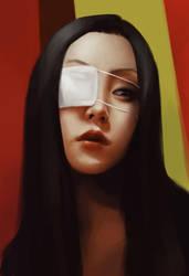 Eye Patch by Aerumn