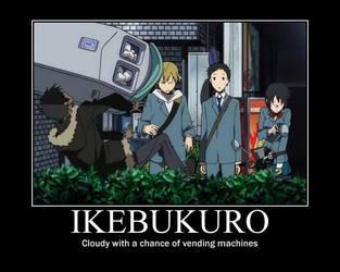 Ikebukuro by DenieraKnight