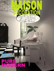 Pure Modern-MAISON DECORATION by aspa1984
