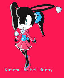 Kimera The Bell Bunny by Stepha4