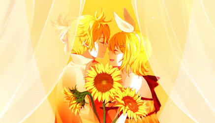sunflowers by SAVIKO