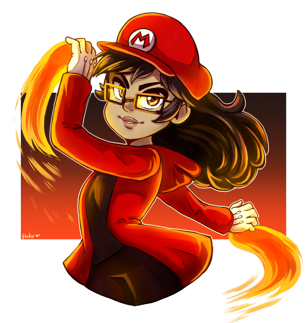 Commission For Marie By LC-Holy On DeviantArt