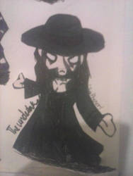 The Undertaker by Katexvalon123