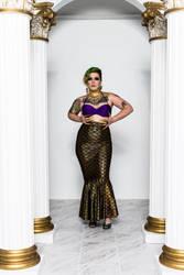 Mermaid Queen 2 by Mistress-Zelda