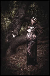 Bone Mother 1 by Mistress-Zelda
