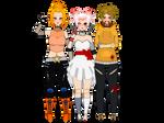 A really odd bunch by AkiraHoshimora8900