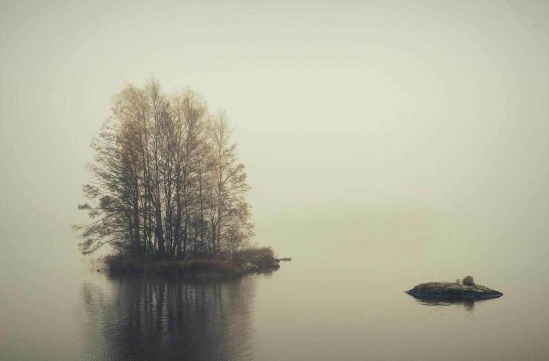 Lonely islands by GraySkape