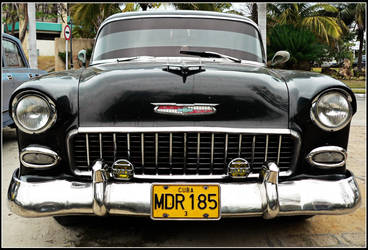 Cuban Chevy by stokerel