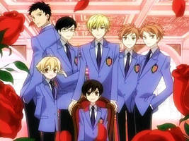 The Ouran Group 2 by Nicoleo7134