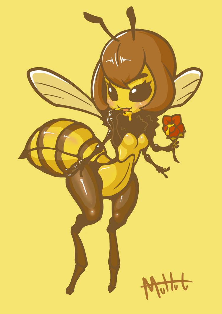 honey bee rule 34