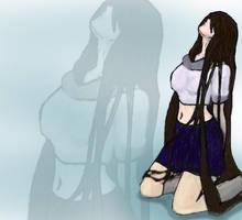 On her knees by vbrigitta