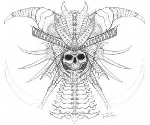 bones by misledtomisery