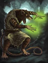 Ratmage-fin by misledtomisery