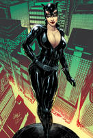 Catwoman_by_caiomarcus_color_by_vinicius-townsend by viniciustownsend